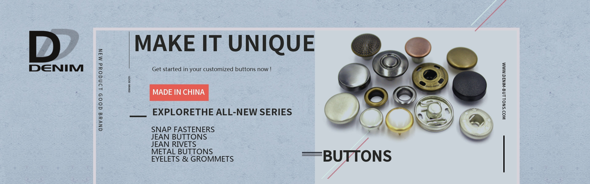 China best Metal Snap Buttons on sales