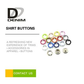 China Metal 5 - Prong Snap Buttons Brass Colored Press Buttons Candy Color Painted Snaps factory