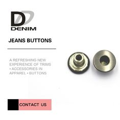 China Eco Friendly Metal Clothing Buttons , Decorative Hollow Buttons Personalized Design factory