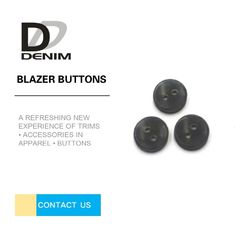China Grey Resin Fancy Blazer Buttons 4 Holes Washable For Jacquard Shirt factory