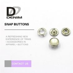 China Fashion Bulk Buttons / Pearl Buttons / Silver Buttons / Clothing Buttons / Prong Buttons factory