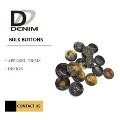 Women's Bulk Clothing Buttons For Skirts supplier