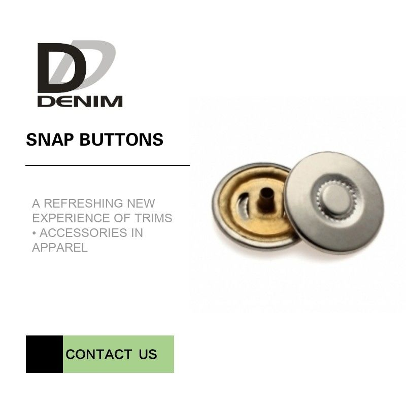26L & 32L 4 Part Clothing Snap Buttons , Promotional Press Stud Buttons Press Buttons supplier