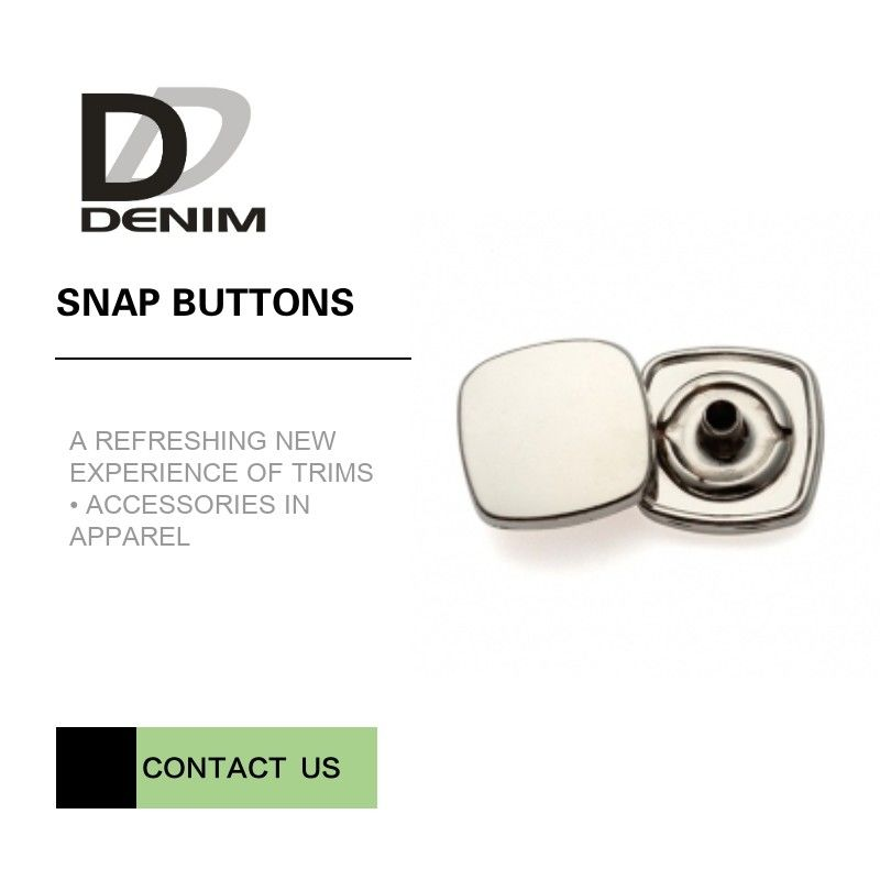 Decorative Snap Buttons For Clothing , Copper Alloy Metal Snap Buttons supplier