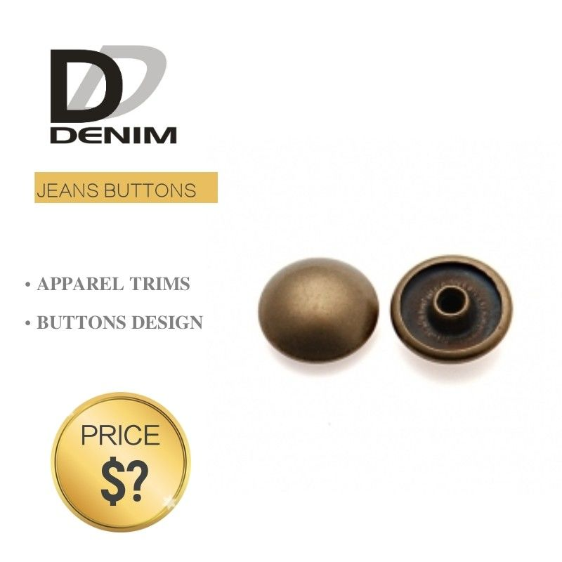 Bulk Rivet for Clothing • Clothing Rivets • Decorative Rivets • Garment Rivet • Brass Alloy Rivets supplier