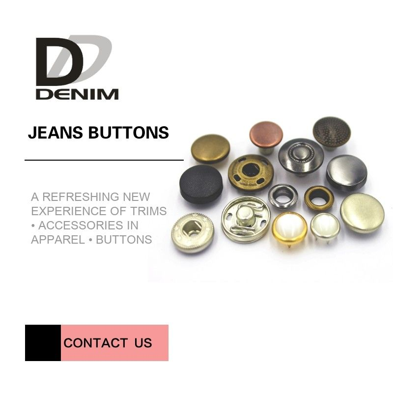Fancy Shiny Gold Metal Clothing Buttons With Customized Engraved Logo supplier