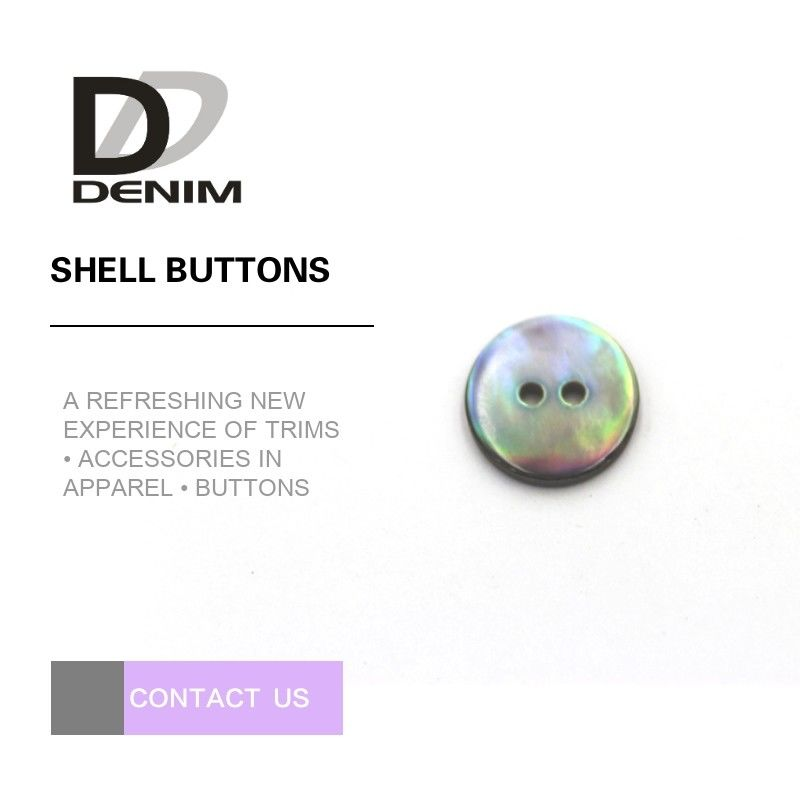 Large Size 2 Holes Liser Pearl Shell Buttons Non - Toxic With Dyed To Match supplier