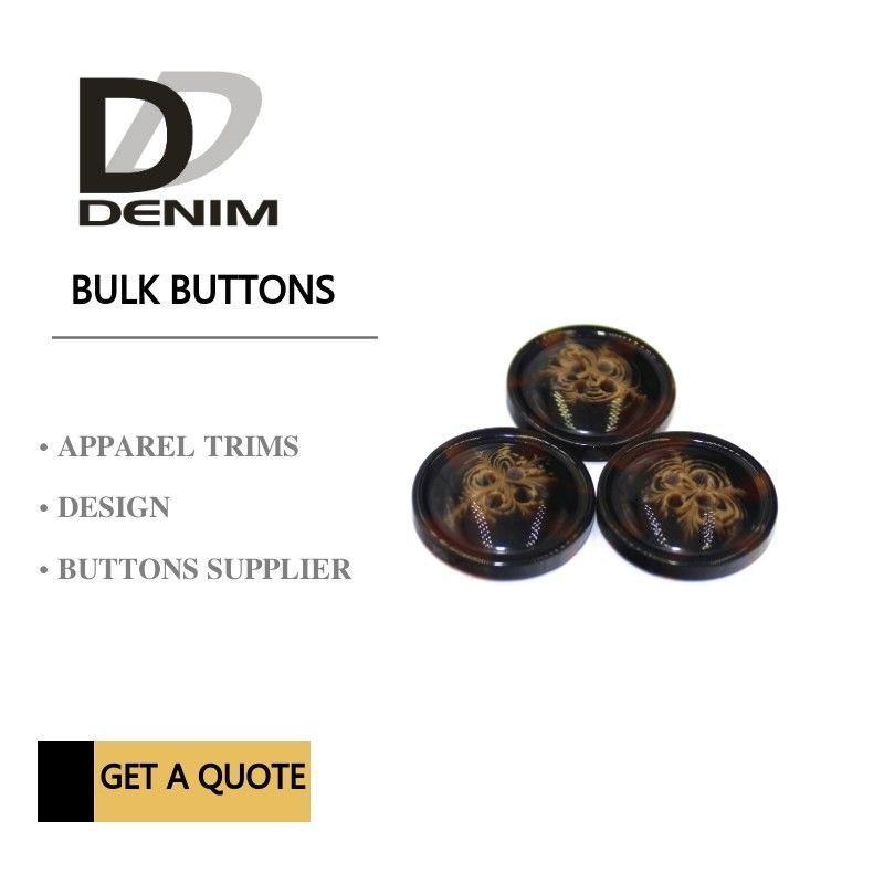 Trim & Polyester Large Coat Buttons , Sourcing Unique Buttons For Clothing