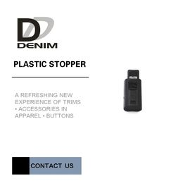 Plastic Stoppers Cord Locks Quality Supplier From China
