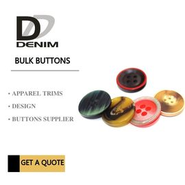 China Women's Bulk Clothing Buttons For Skirts factory