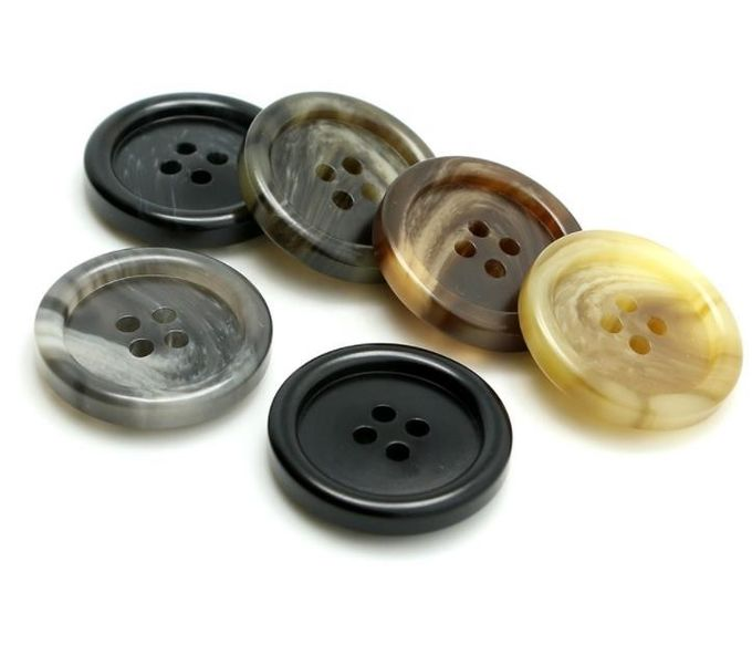 4 Holes Heritage Trench Coat Buttons Replacement For Women'S Coats And Jackets